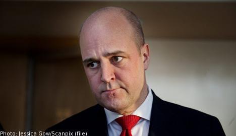 'It is southern Europe's problem': Reinfeldt