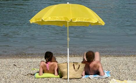 Germans plan holidays despite euro crisis