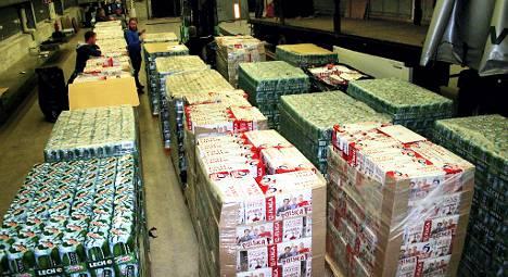 Polish smuggler nears Norway beer record