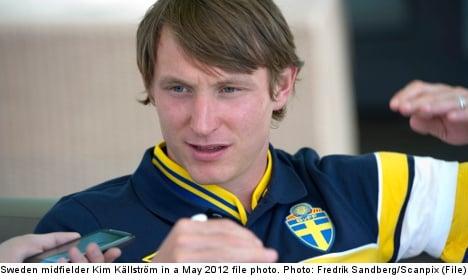 'No margin for error' in England clash: Källström