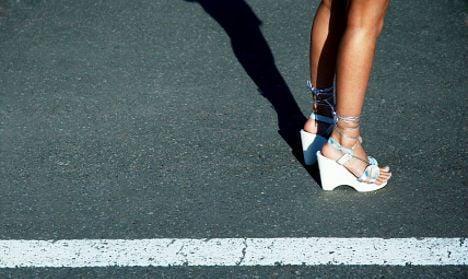 US blasts Bern over underage prostitution