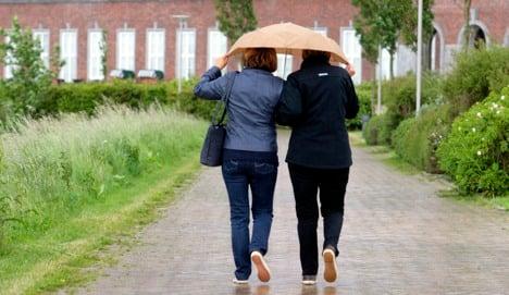 Rainy summer week ahead for Germans