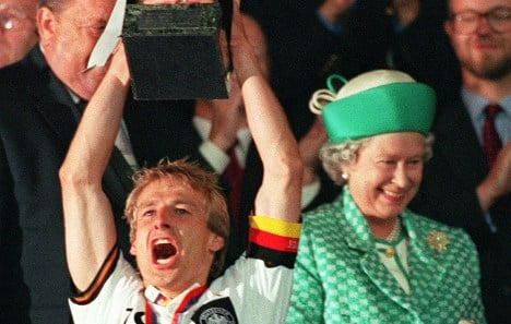 Eight iconic German Euro moments