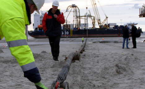 Green energy cable to link Germany and Norway