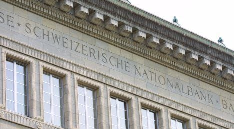 Swiss central bank in swap deal with Poland