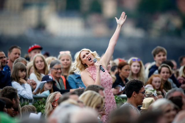 The lowdown on… Allsång på Skansen
