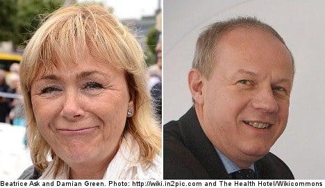 UK probes Swede's brutal boss beheading