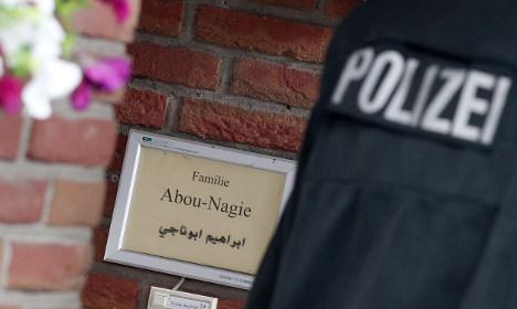 Fake suicide vest prompts Salafist raids