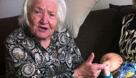 91-year-old 'deportee' gets Swedish residency