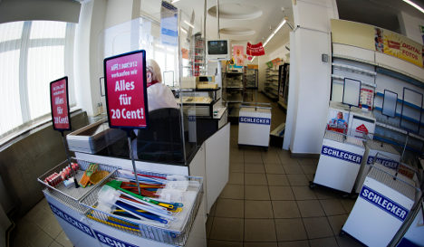 Schlecker stores close doors for last time