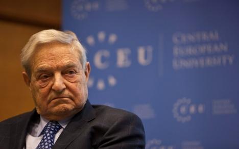 Soros: Merkel has three months to save euro