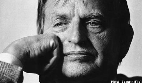 'Lookalike' killed Olof Palme: historian