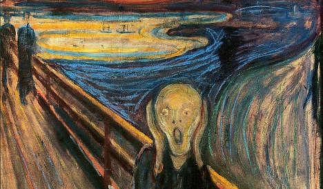 'The Scream' boosts Norwegian trade surplus