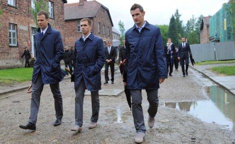 Jewish leader slams Auschwitz visit