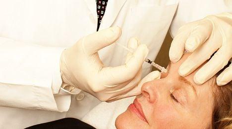 Zurich colleges offer free botox to volunteers