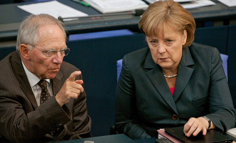 No referendum for Germany on EU