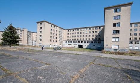Upmarket hotel plans for Nazi beach resort