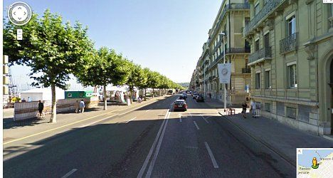 Google wins Swiss Street View privacy appeal
