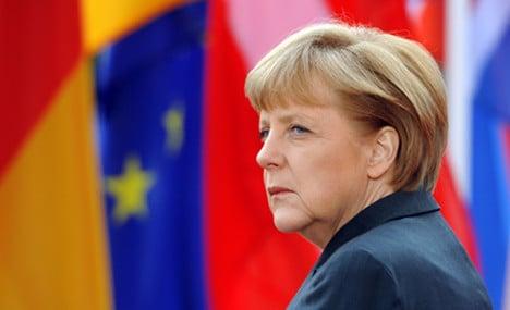 Merkel: Do not overestimate Germany