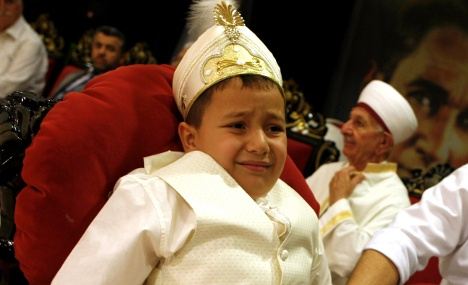 Circumcision: religious right or crime?