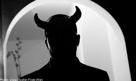 Man's 'devil' number plate banned in Sweden