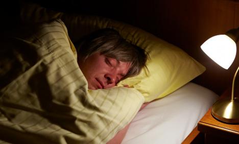 Sleep walker locks self out in naked nightmare