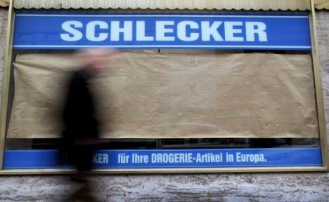 Schlecker rescue fails, 13,000 jobs doomed