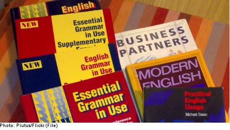 Swedish students excel at English: study