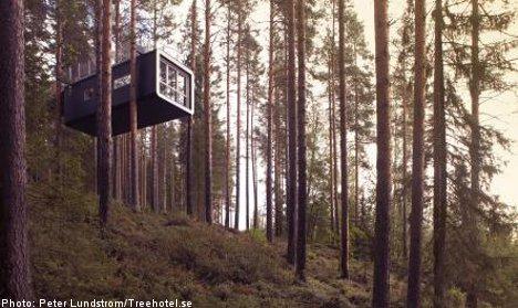 Sweden's 'top eight' travel destinations