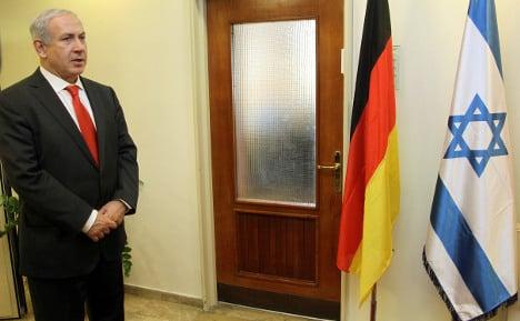 German subs key for Israel, says Netanyahu
