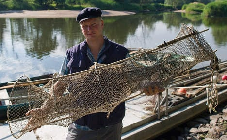Anglers chip fish to batter poaching attempts