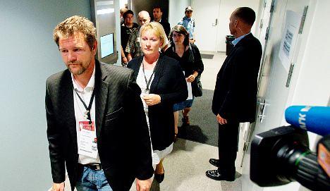 Walkout at Oslo trial as Breivik speaks