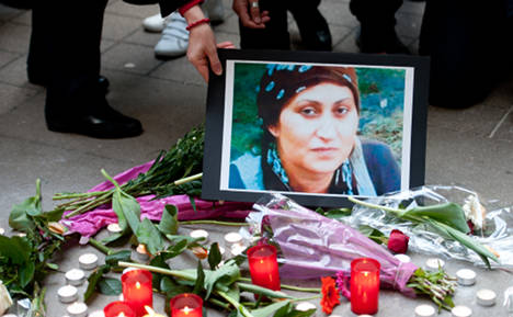 Tragedy draws Turkish 'Men Against Violence'