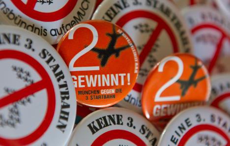 Munich votes against third runway