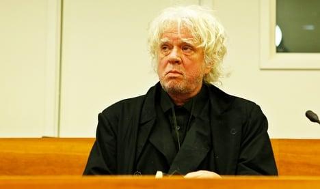 Norwegian artist jailed for tax evasion