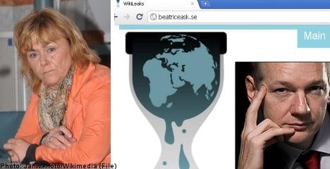 Ecuador consults Sweden on Assange