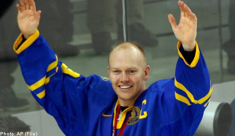 Mats Sundin elected to Hockey Hall of Fame