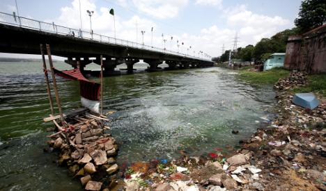 Bhopal waste will be flown to Germany
