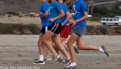Fit teens less likely to get adult blues: study
