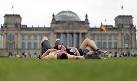 Most Germans do not want a more powerful EU