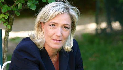 Le Pen in fake Arabic pamphlet scandal