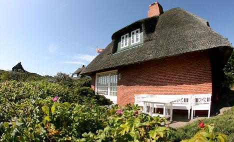 North Sea island is jewel in German house market