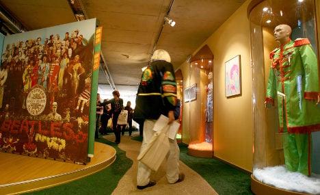 Hamburg lets it be as Beatles museum closes