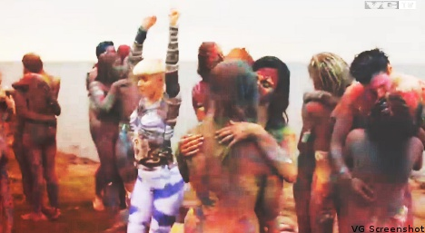 Robyn gets Norwegian fans naked in new video