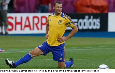 Match preview: sizing up Sweden versus Ukraine