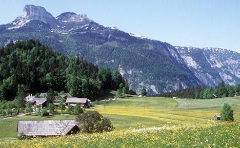 Two Germans die in Tyrolean mountains