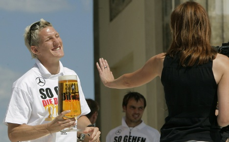 Liberal Löw okays booze and sex at Euro 2012