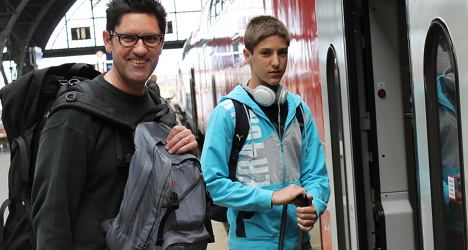 One month, 36,000 kilometres: Europe's Interrail champion
