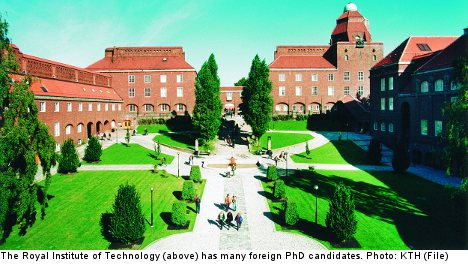 Foreign PhDs 'won't give up' residency rights fight