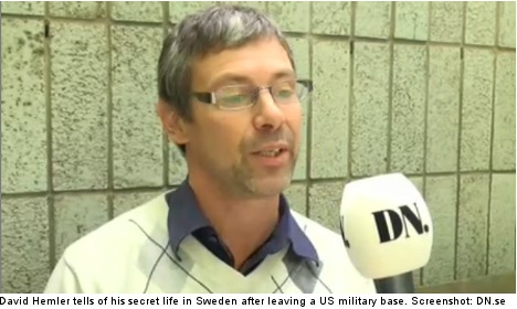 Sweden deserter 'still a wanted man': US military